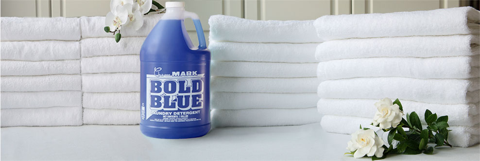 Blue Bold Laundry Detergent